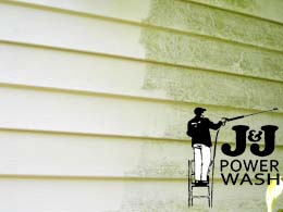 Pressure Washing your Siding