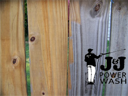 how to powerwash your deck