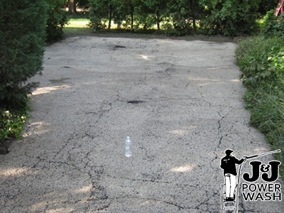 Powerwashing Your Driveway