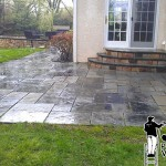 flagstone after