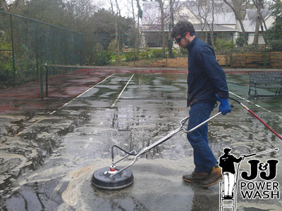 Philadelphia Flat Surface Pressure Washing