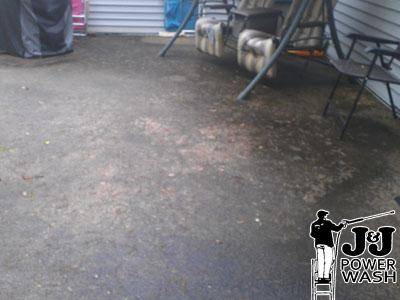Concrete Pressure Washing Contractor