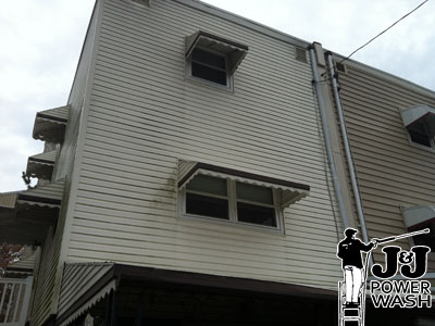 Norristown Pressure Washing Before