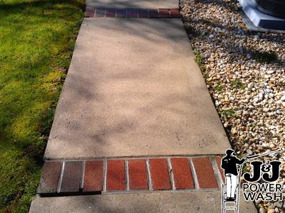Brick and Concrete Powerwashing Contractor