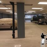 Parking Garage Powerwashing