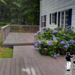 Composite Deck Powerwashing