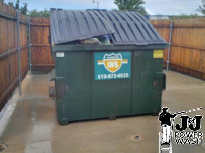 Dumpster Pressure Washing