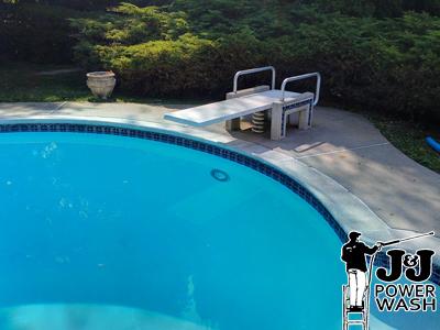 Pool Powerwash Contractor