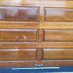 Before & After Garage Door Cleaning