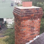 Chimney Before Cleaning