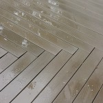 Composite Deck After Cleaning