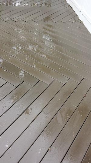 Composite Deck After