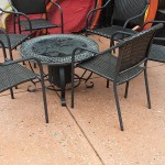 Restaurant Patio Power Washing