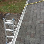 Unclogged Gutters