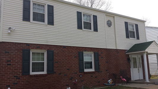 Bensalem VInyl Siding After