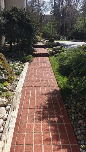 Walkway After