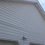 Vinyl Siding After Cleaning