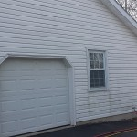 Vinyl Siding Before Cleaning