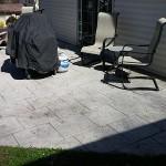 Lafayette Hill Ppwer Washing Before