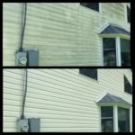 Lafayette Hill Vinyl Siding Cleaning