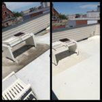 Rooftop Patio Washing
