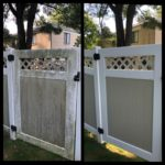 Merion Fence Washing