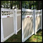 Merion Fence Cleaning