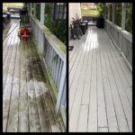 Eagleville Deck Cleaning